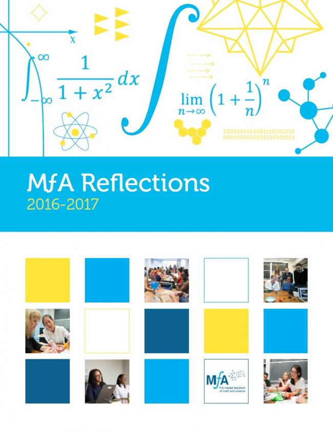 2017 MfA Reflections